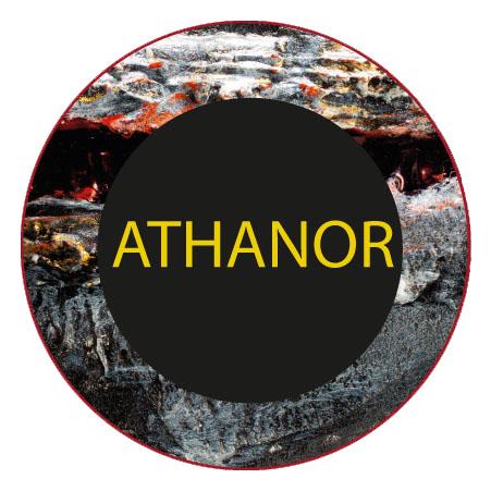 Logo de la SARL ATHANOR spécialisée en Art Thérapie et Coaching par les arts